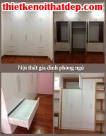[Cách chọn nội thất] Vẻ đẹp từ thiết kế hiện đại của tủ quần áo