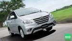 Kiểm tra từ A đến Z để xác định giá xe ôtô Toyota Innova cũ chuẩn nhất
