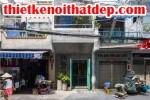 [Mẫu thiết kế nội thất đẹp] Độc đáo kiến trúc nhà ống Sài Gòn