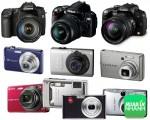 Máy ảnh kỹ thuật số chọn Canon hay Nikon