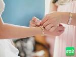 Trang sức cưới kim cương