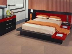 Tư vấn chọn giường ngủ gỗ hiện đại cho các cặp vợ chồng
