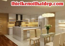 [Nội thất và phong thủy] 5 điều cần tránh trong phong thủy thiết kế nội thất nhà bếp