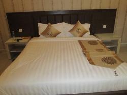 Thiên Ân cung cấp chăn drap gối nệm số lượng lớn cho Nhật Tân Hotel Đà Lạt