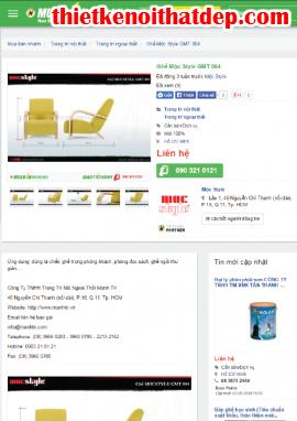 Công ty Gỗ Thông Pallet Mộc Style với VIP MuaBanNhanh.com