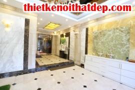 [Mẫu thiết kế nội thất đẹp] Ngôi nhà triệu đô sang trọng với đá hoa cương
