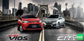 Nên mua Toyota Vios hay Honda City? Mua xe nào tốt hơn?