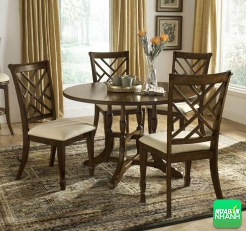 Kinh nghiệm chọn mua bàn ăn gỗ hiện đại cho gia đình bạn