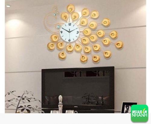 Cách chọn đồng hồ treo tường trang trí phòng khách đẹp, 166, Ngọc Diệp, Thiết Kế Nội Thất Đẹp, 30/03/2018 11:48:57