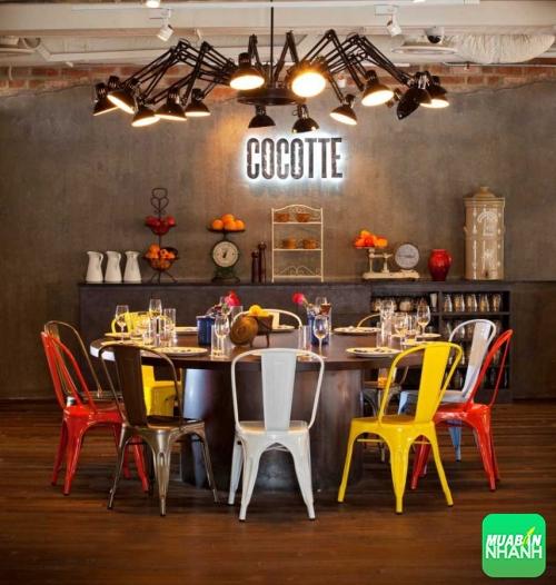 Bàn ghế Tolix - nội thất đẹp cho quán cafe, 168, Thanh Thúy, Thiết Kế Nội Thất Đẹp, 12/04/2018 12:17:12