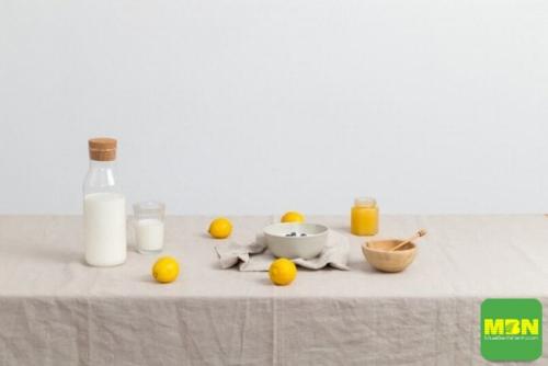 Chọn khăn trải bàn hình chữ nhật