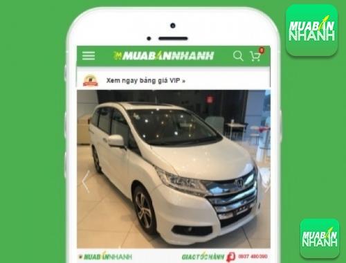 Giá xe Honda Odyssey, 149, Minh Thiện, Chuyên trang Ôtô của MuaBanNhanh, 29/09/2016 15:47:55