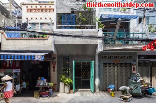 [Mẫu thiết kế nội thất đẹp] Độc đáo kiến trúc nhà ống Sài Gòn, 28, Mai Tâm, Thiết Kế Nội Thất Đẹp, 21/10/2015 13:30:13