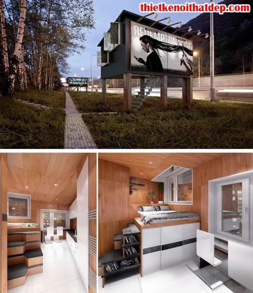 [Mẫu thiết kế nội thất đẹp] Những ngôi nhà siêu nhỏ nhưng đầy đủ tiện nghi, 31, Mai Tâm, Thiết Kế Nội Thất Đẹp, 21/10/2015 13:32:08