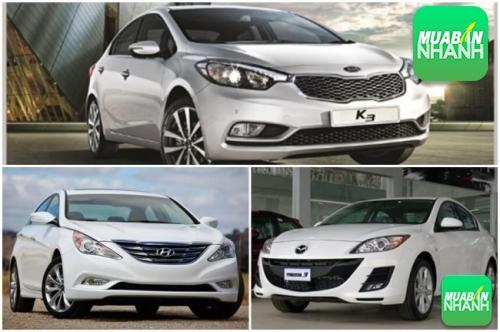 So sánh xe ôtô Mazda 3 và Kia K3, 114, Minh Thiện, Thiết Kế Nội Thất Đẹp, 26/02/2016 15:28:25