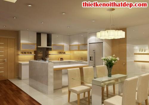 5 điều cần tránh trong phong thủy thiết kế nội thất nhà bếp