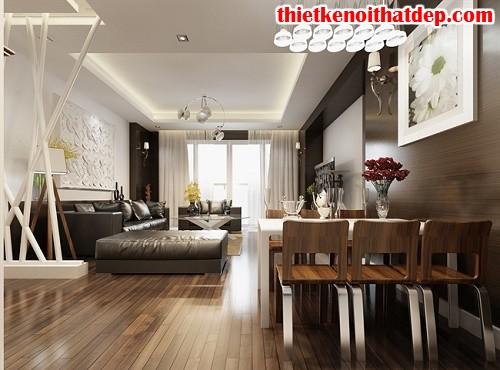 Chọn nội thất chung cư đẹp