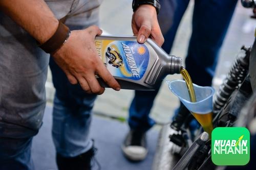 Kinh nghiệm chọn dầu nhớt tiết kiệm xăng cho xe máy